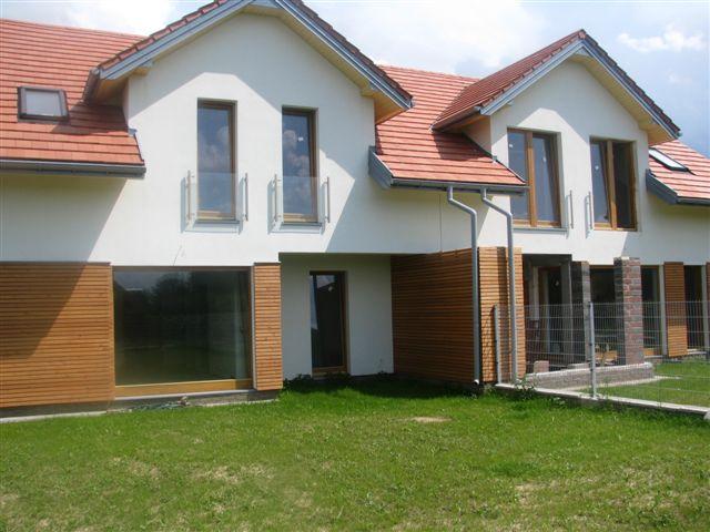 Duże energooszczędne okna drewniane