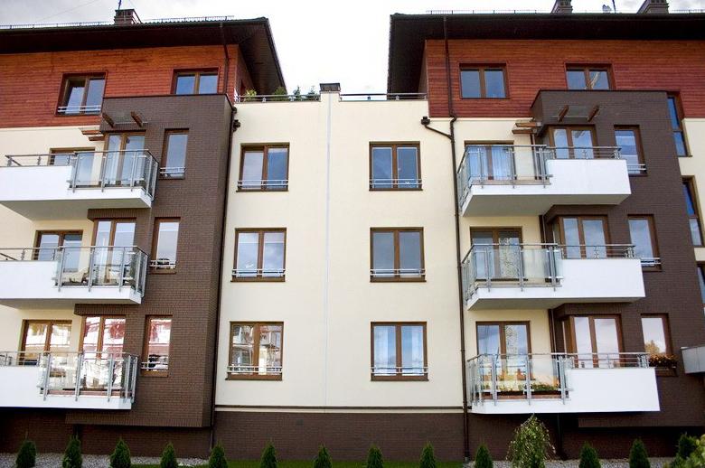 Okna PCV do mieszkania w bloku Warszawa
