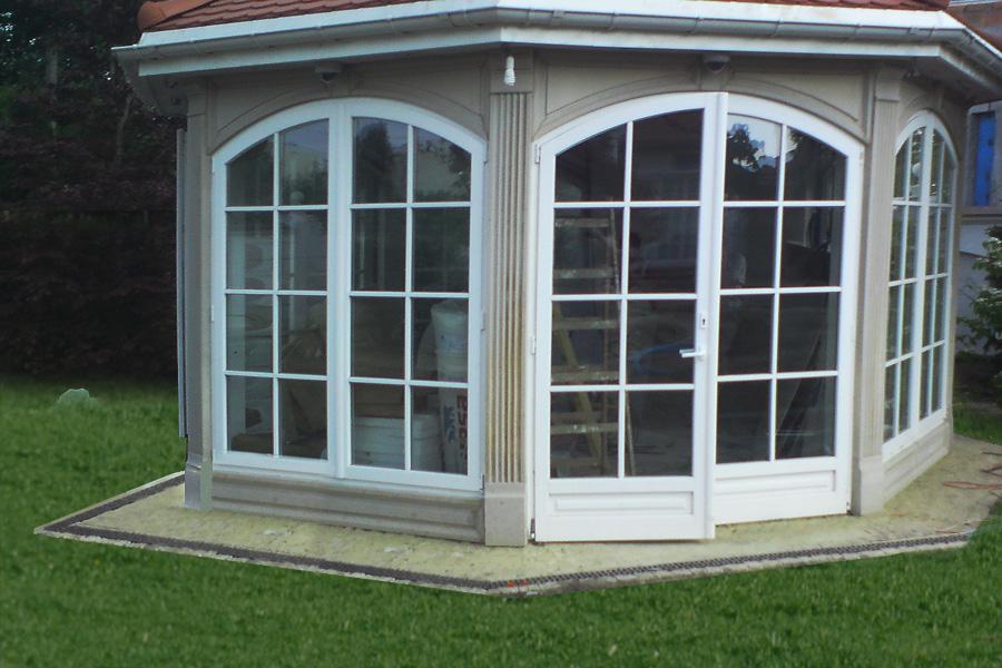 Wielkopowierzchniowe okna drewniane